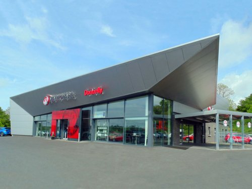 Donnelly Group, M1 Motorstore, Dungannon